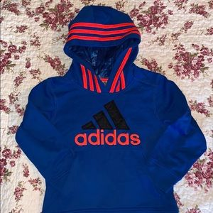 Adidas sweatshirt!